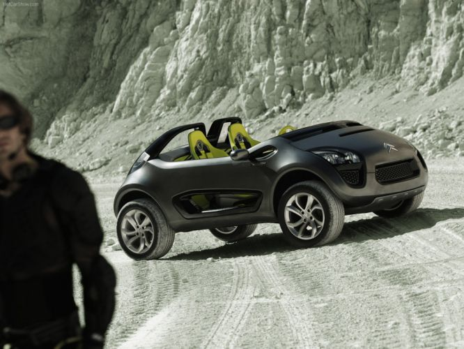 2006-Citroen-C-Buggy-Concept wallpaper