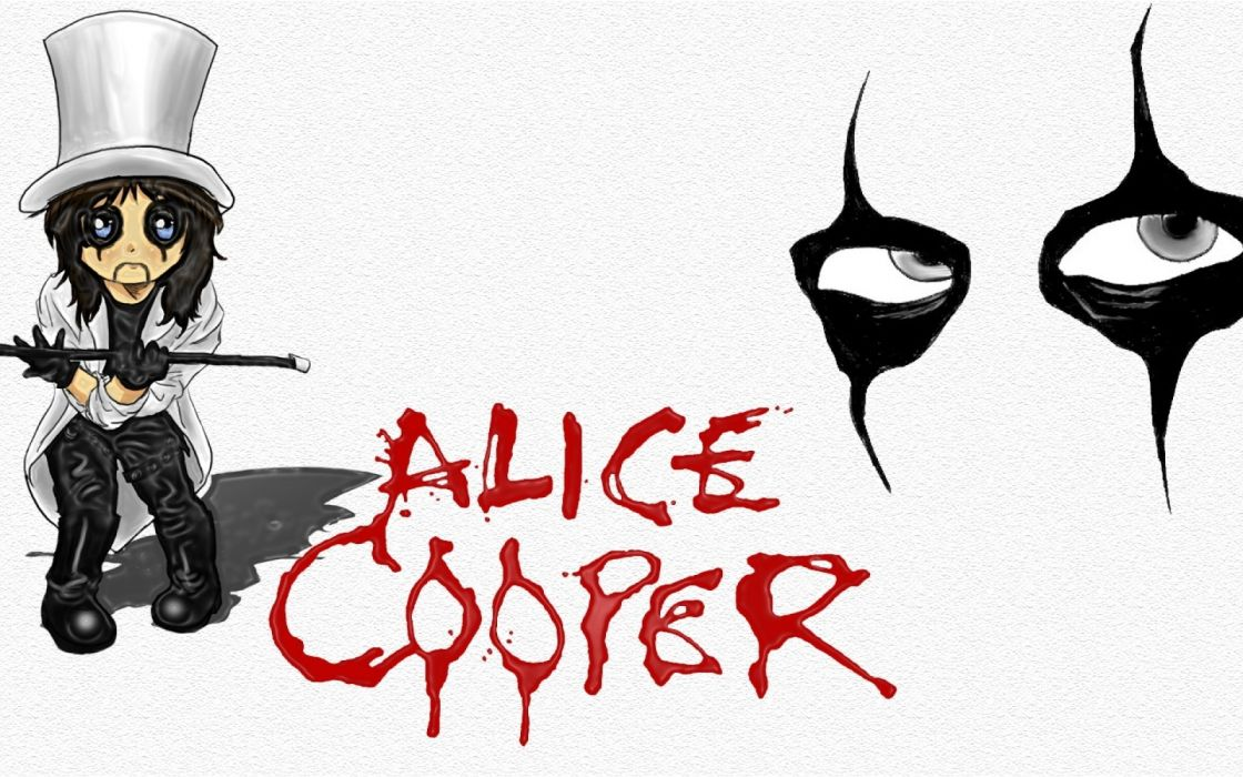 ALICE COOPER heavy metal hard rock (18) wallpaper