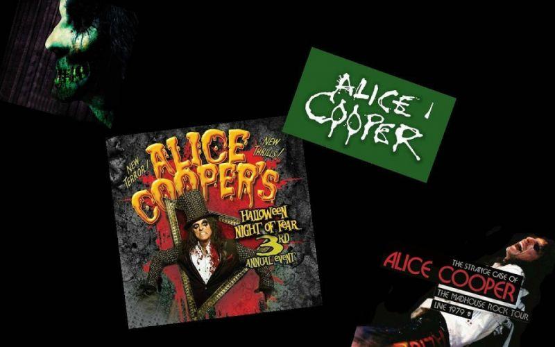 ALICE COOPER heavy metal hard rock (21) wallpaper
