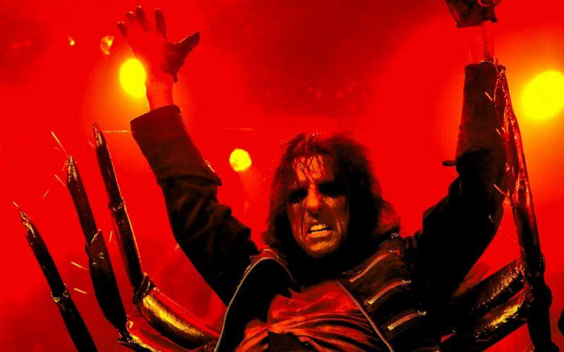 ALICE COOPER heavy metal hard rock (22) wallpaper
