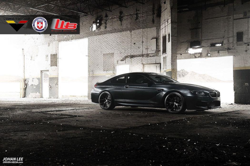 BMW-M6 wallpaper