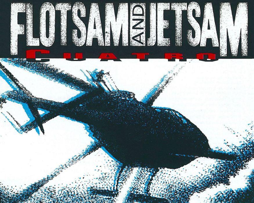 FLOTSAM AND JETSAM thrash metal heavy (6) wallpaper