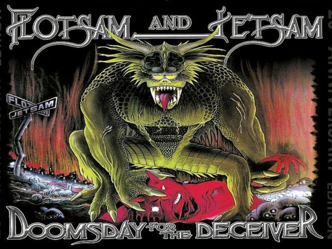 FLOTSAM AND JETSAM thrash metal heavy (10) wallpaper
