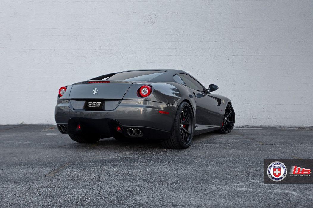 Ferrari-599-GTB wallpaper