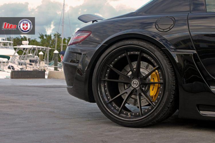 Hamann-Mercedes-SLS-AMG wallpaper