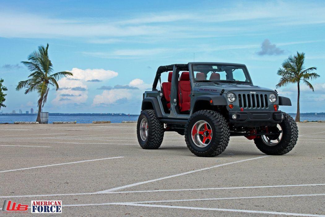Jeep-Rubicon-10th-Anniversary wallpaper