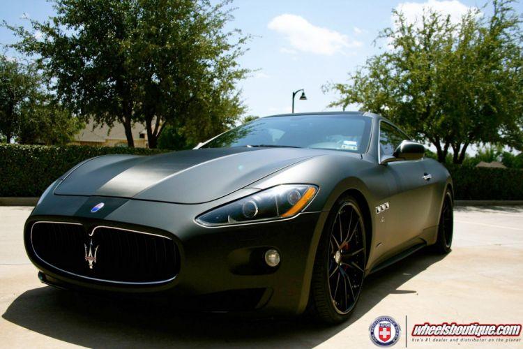 Maserati-Granturismo wallpaper