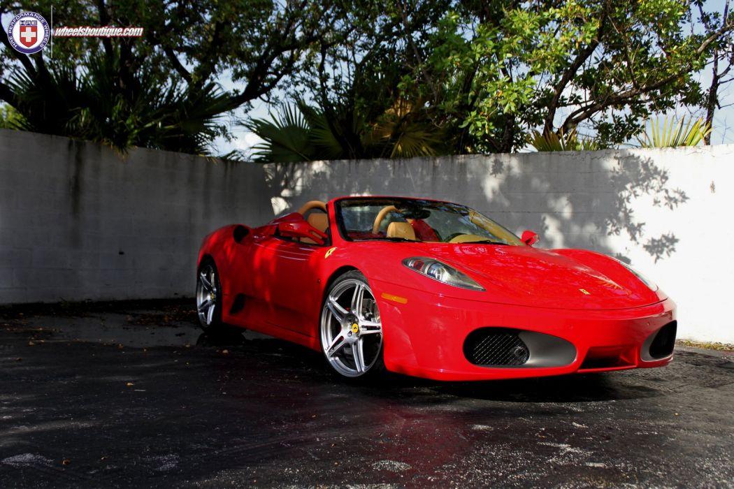 Ferrari-F430-Spider wallpaper