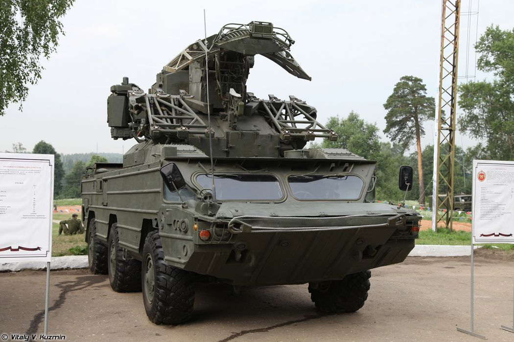 Russian Red Star Russia Vehicle Military Army Combat Armored 9K33M3-Osa-AKM 4000x2667 (2) wallpaper