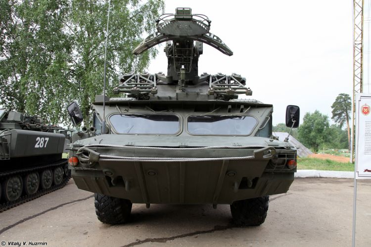 Russian Red Star Russia Vehicle Military Army Combat Armored 9K33M3-Osa-AKM 4000x2667 (1) wallpaper