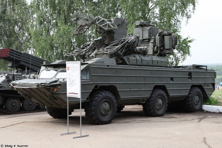 Russian Red Star Russia Vehicle Military Army Combat Armored 9K33M3-Osa-AKM 4000x2667 (3) wallpaper