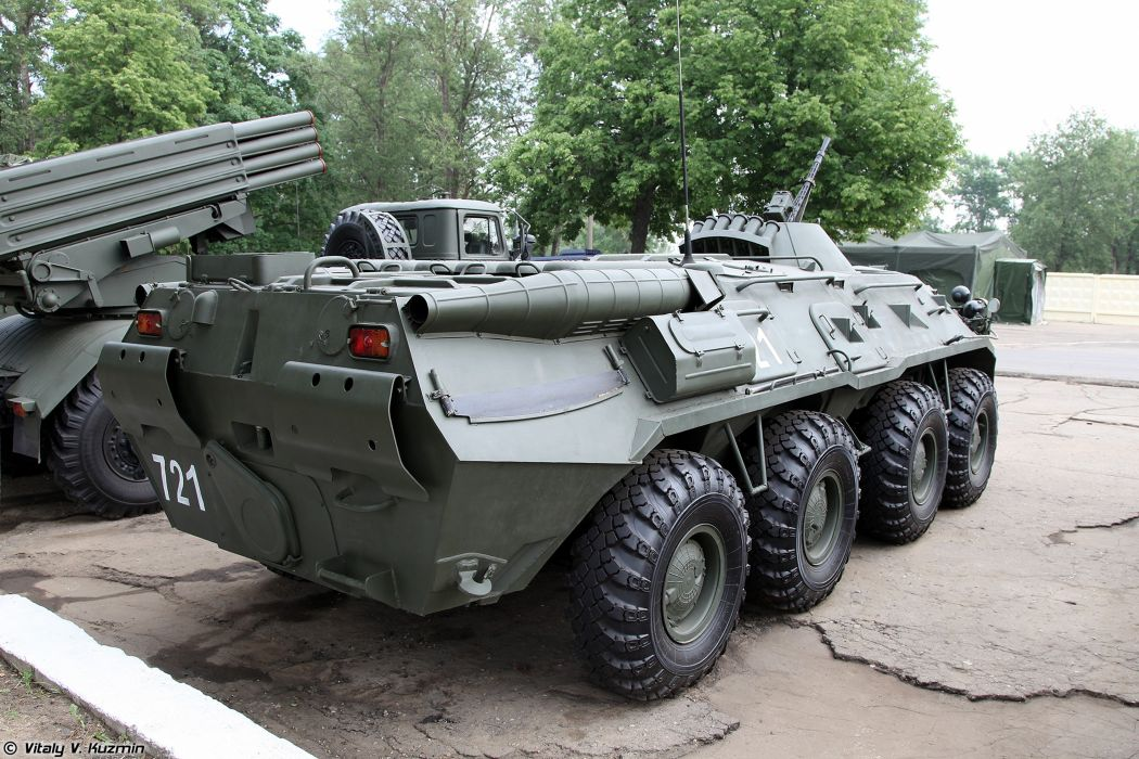 Russian Red Star Russia Vehicle Military Army Combat Armored BTR-80-APC 4000x2667 (3) wallpaper