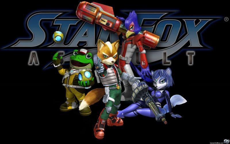 STARFOX shooter family nintendo sci-fi star fox (22) wallpaper