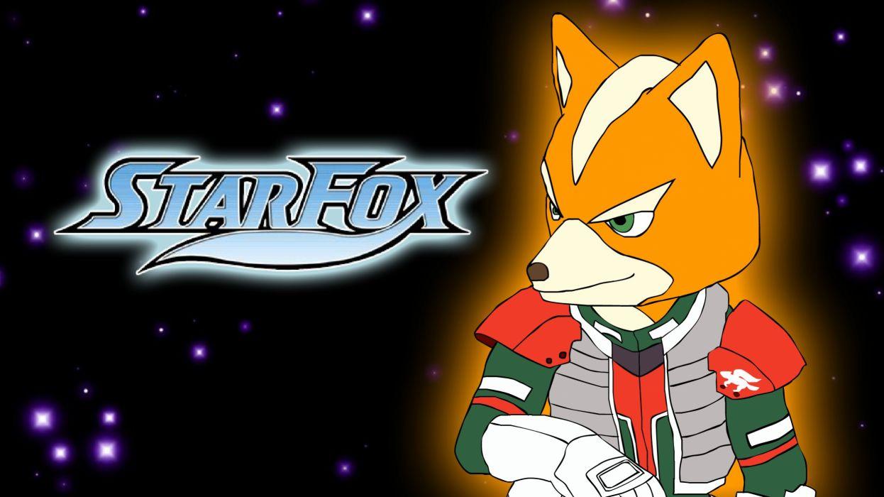 STARFOX shooter family nintendo sci-fi star fox (21) wallpaper