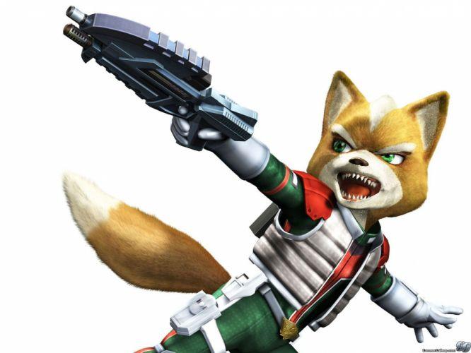 STARFOX shooter family nintendo sci-fi star fox (36) wallpaper