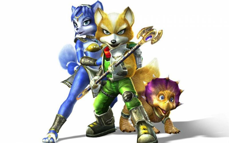 STARFOX shooter family nintendo sci-fi star fox (42) wallpaper