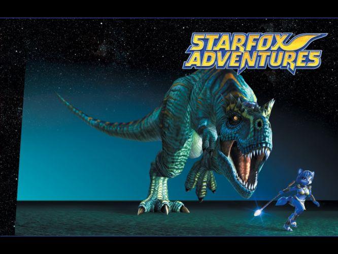 STARFOX shooter family nintendo sci-fi star fox (60) wallpaper