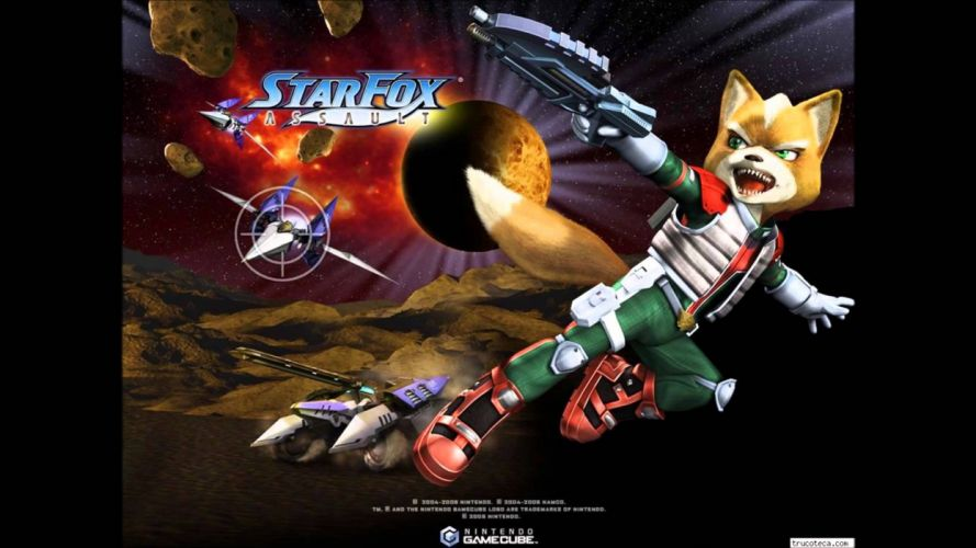 STARFOX shooter family nintendo sci-fi star fox (71) wallpaper