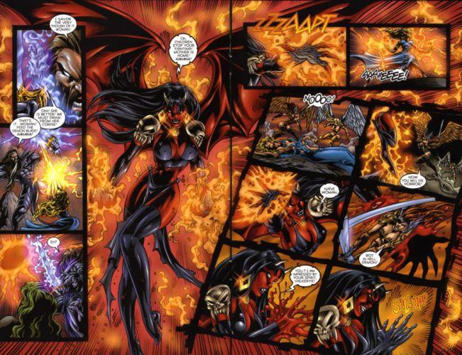PURGATORI vampire dark horror fantasy (8) wallpaper