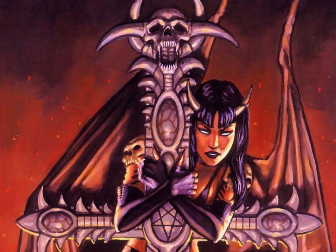 PURGATORI vampire dark horror fantasy (9) wallpaper