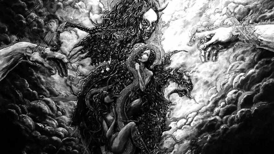 AZARATH black metal heavy dark satanic occult (5) wallpaper