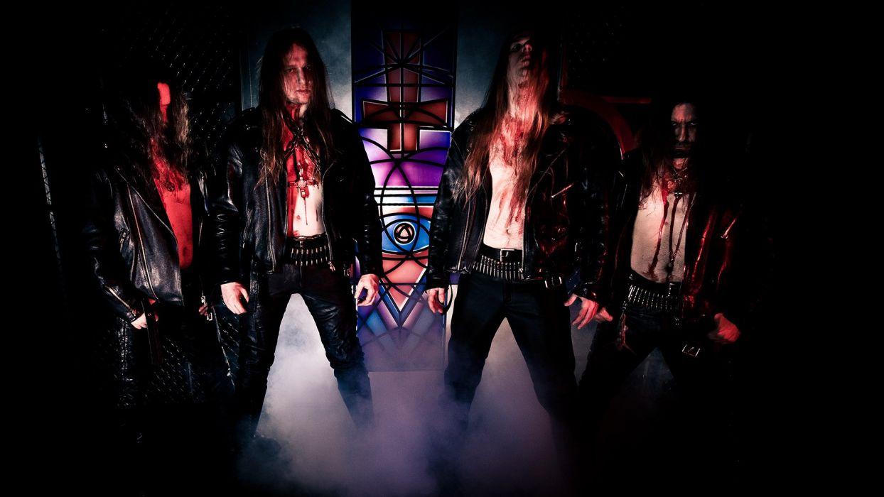 AZARATH black metal heavy dark satanic occult (9) wallpaper