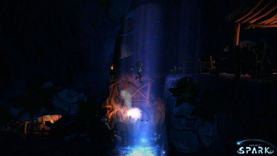 PROJECT SPARK creation design fantasy action family (1) wallpaper