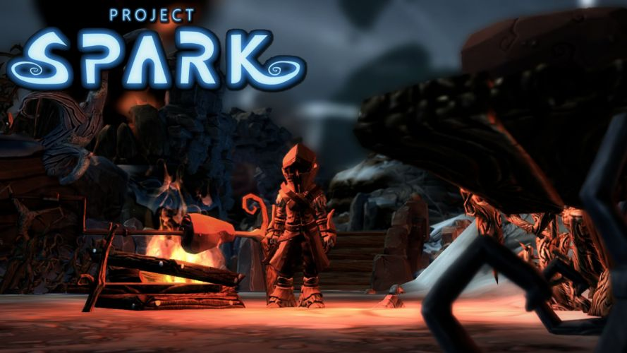 PROJECT SPARK creation design fantasy action family (11) wallpaper