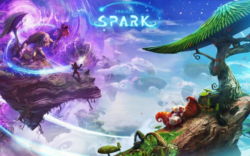 PROJECT SPARK creation design fantasy action family (28) wallpaper