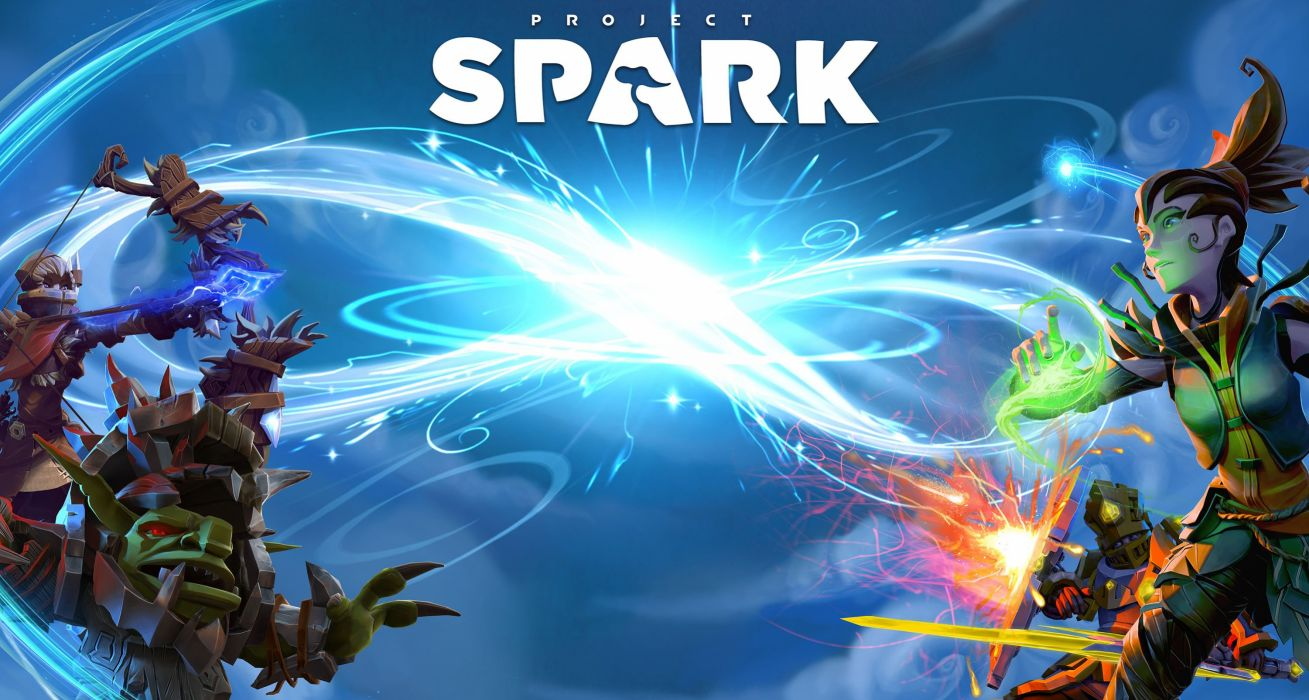 PROJECT SPARK creation design fantasy action family (29) wallpaper