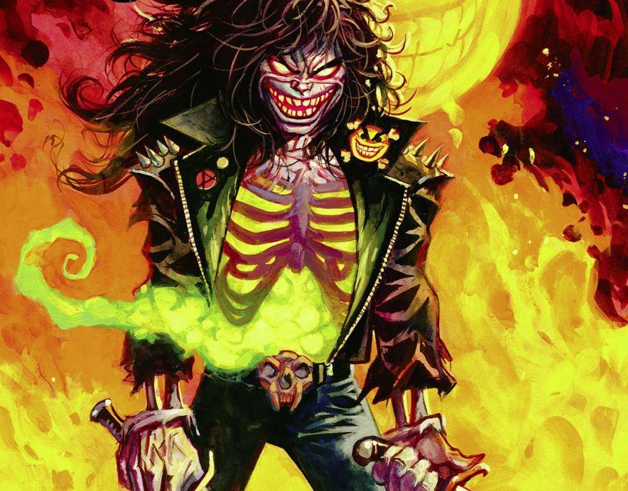 EVIL ERNIE zombie dark horror halloween (11) wallpaper