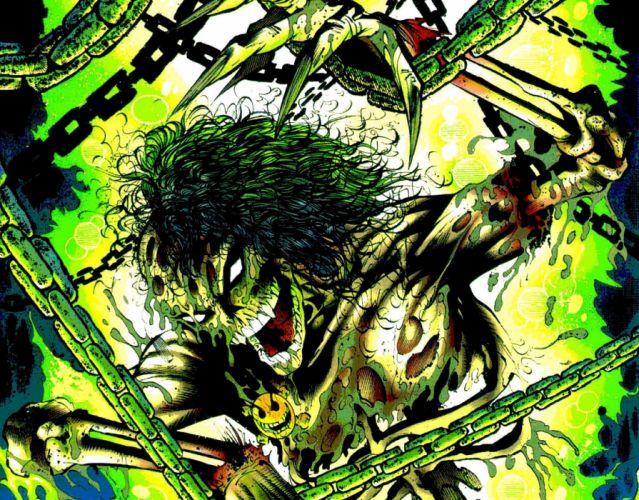EVIL ERNIE zombie dark horror halloween (15) wallpaper