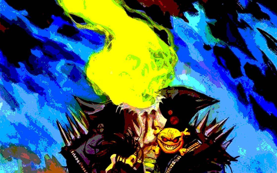 EVIL ERNIE zombie dark horror halloween (19) wallpaper