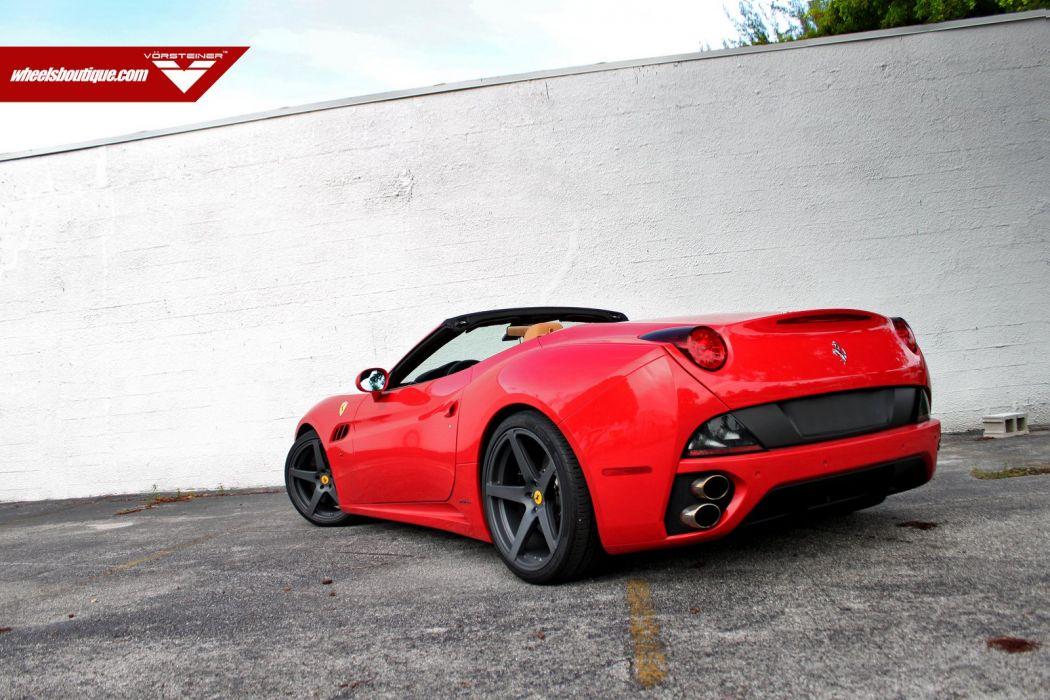 Ferrari-California wallpaper