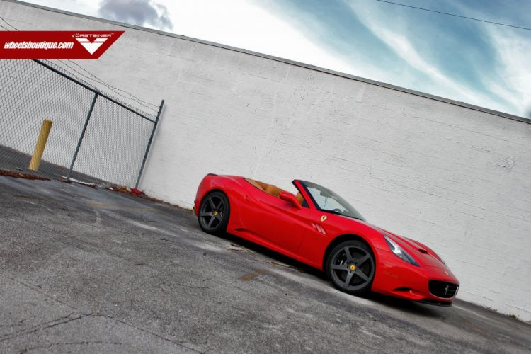 Ferrari-California wallpaper