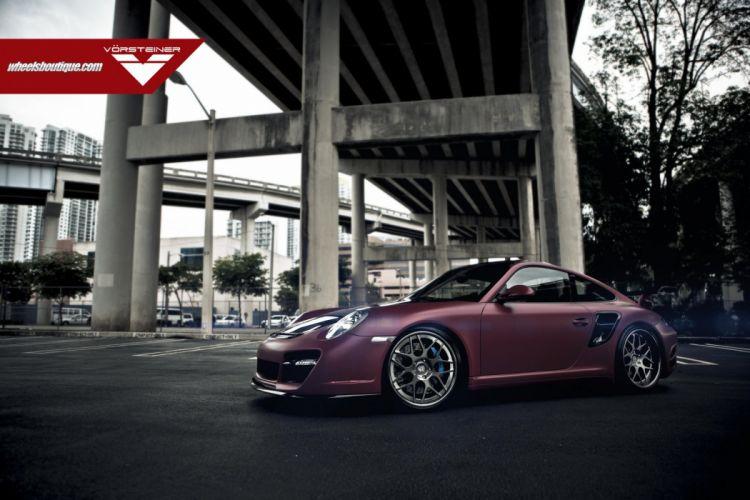 Porsche-997-Turbo wallpaper