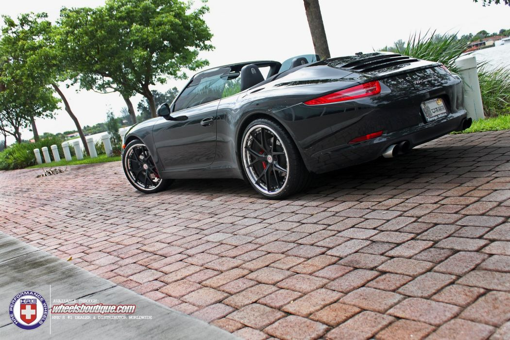 Porsche-991-Cabriolet wallpaper