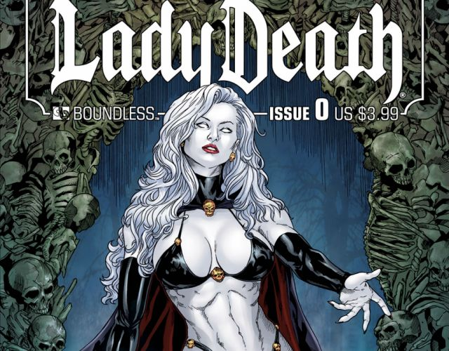 LADY DEATH horror dark demon satan goddess fantasy sexy babe (10) wallpaper