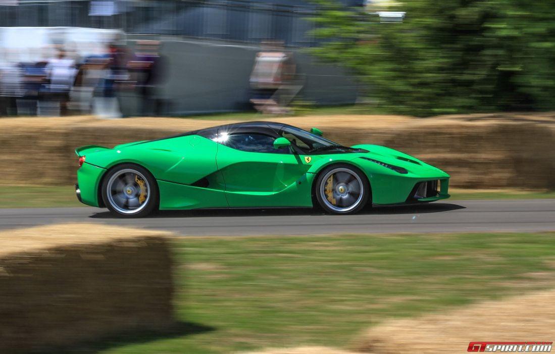 Goodwood-2014-Ferrari-LaFerrari wallpaper