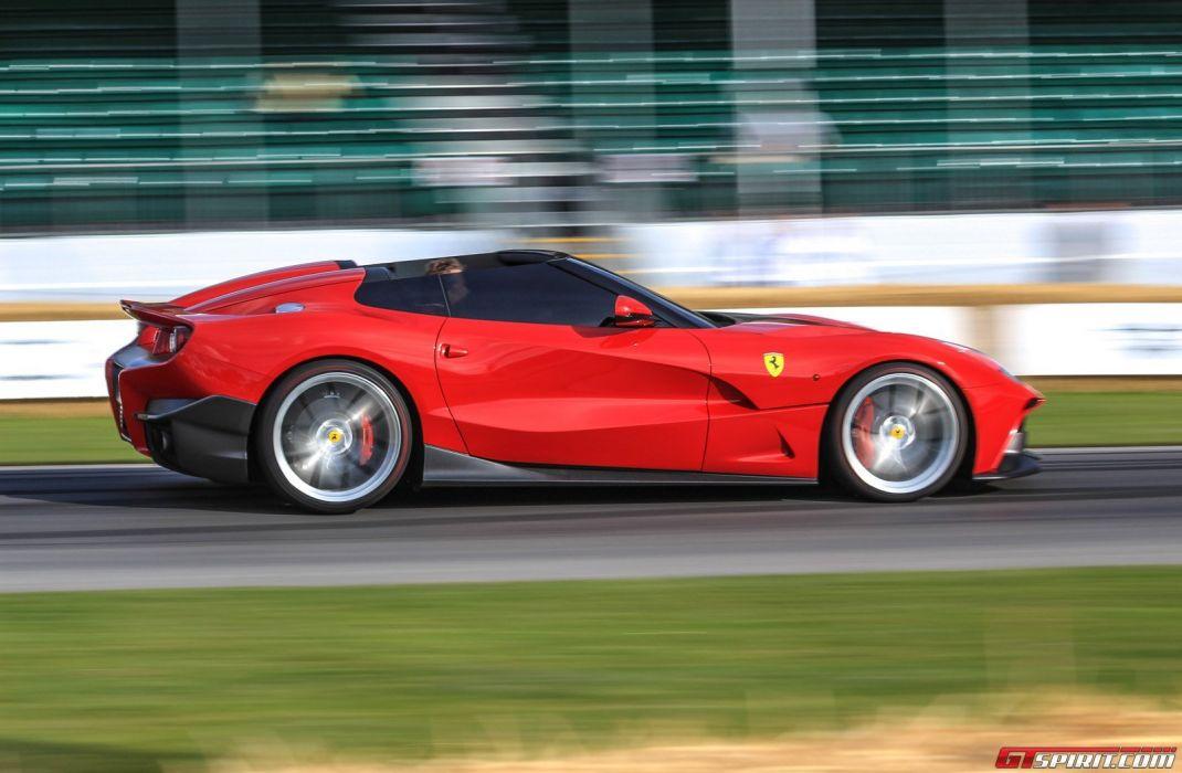 Goodwood-2014-Ferrari-F12-TRS wallpaper