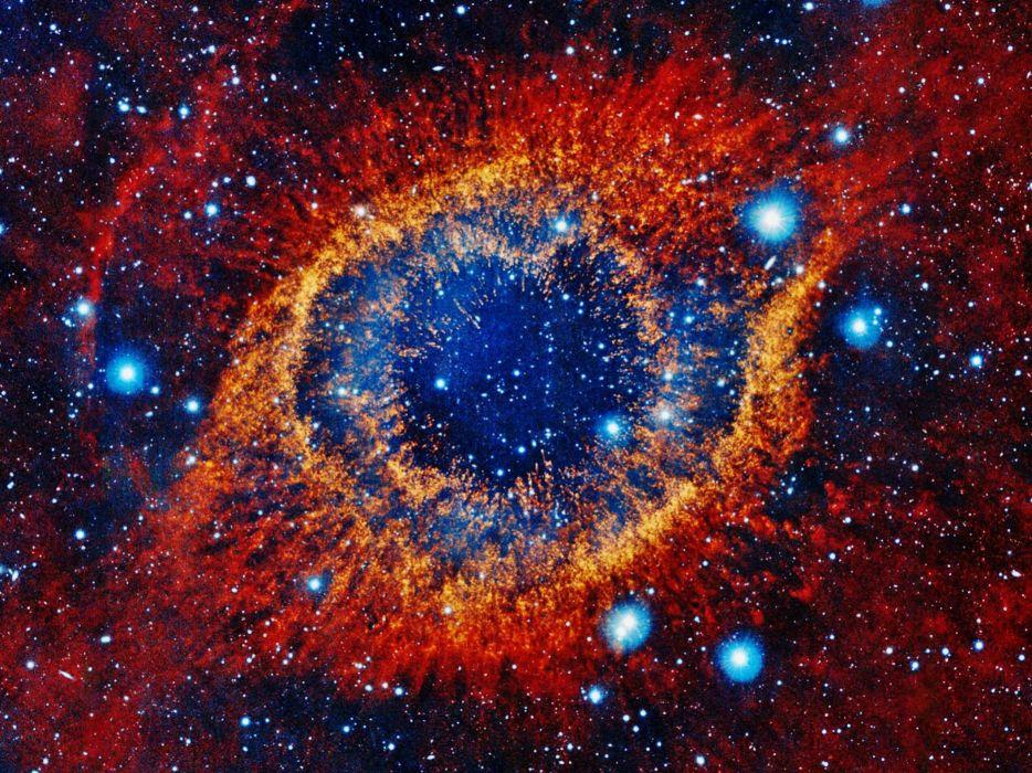 Multiverse Tales: Colourful Galaxies |Pretty Nebula