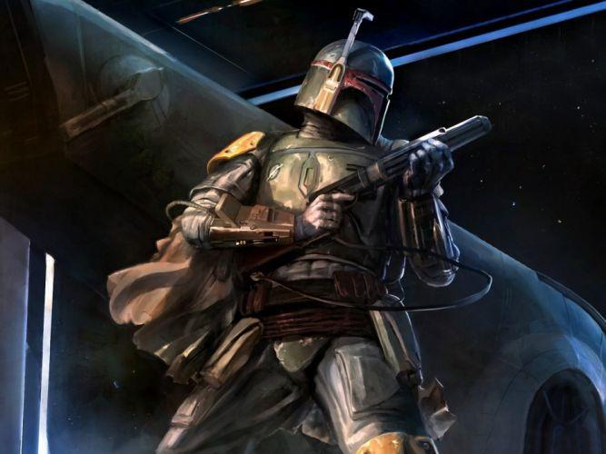STAR WARS 1313 action adventure sci-fi futuristic (12) wallpaper