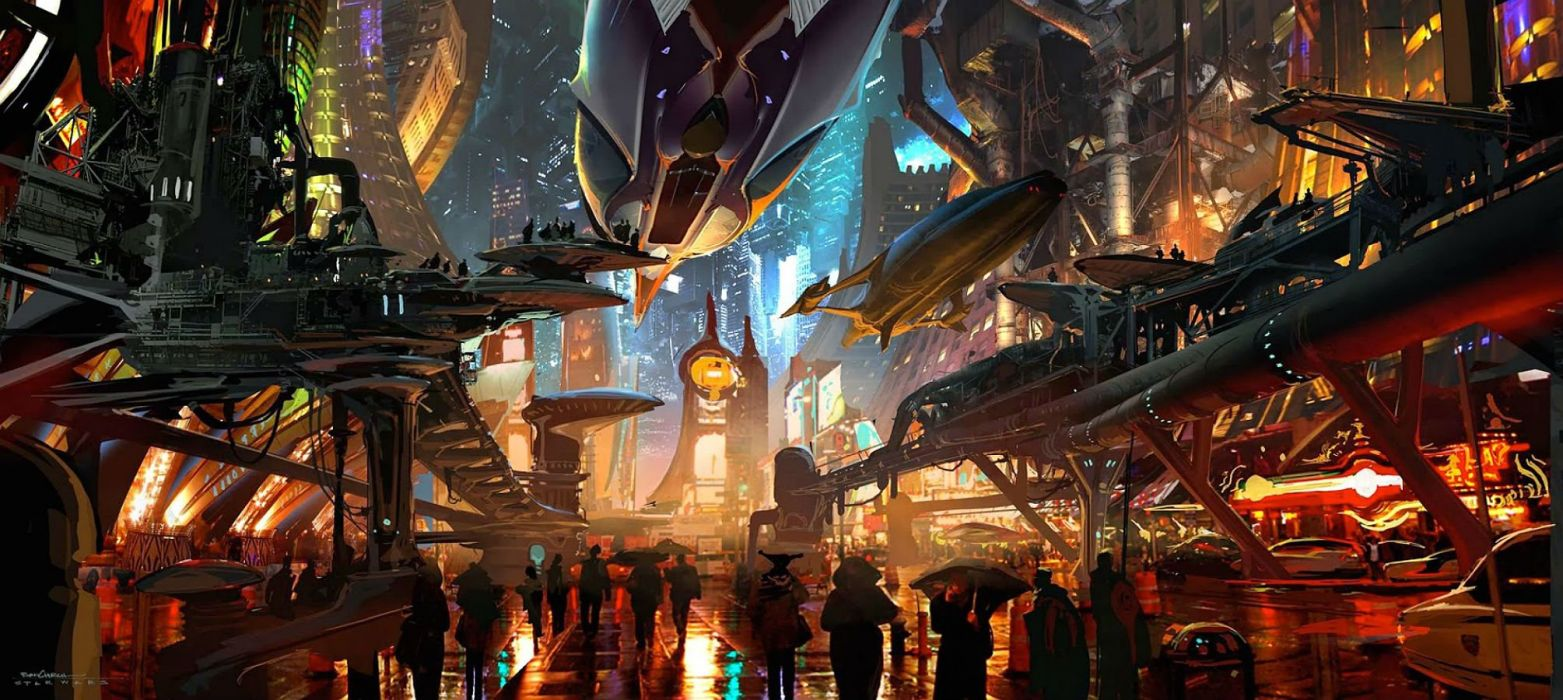 STAR WARS 1313 action adventure sci-fi futuristic (21) wallpaper