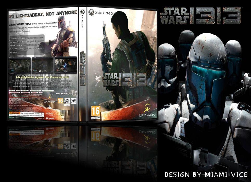 STAR WARS 1313 action adventure sci-fi futuristic (24) wallpaper