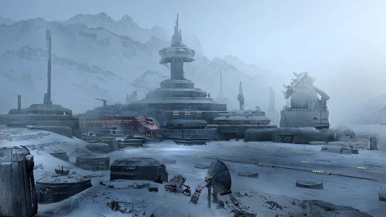 STAR WARS 1313 action adventure sci-fi futuristic (29) wallpaper