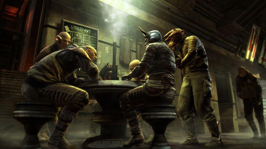STAR WARS 1313 action adventure sci-fi futuristic (34) wallpaper
