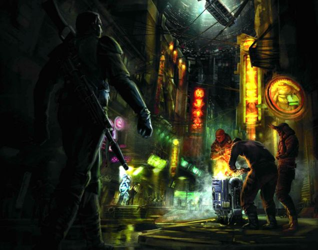 STAR WARS 1313 action adventure sci-fi futuristic (39) wallpaper
