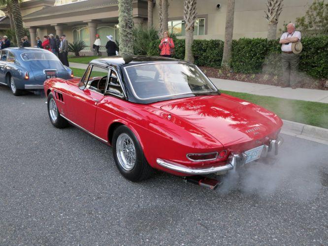 1966 Ferrari 275 GTS Car Vehicle Sport Supercar Sportcar Supersport Classic Retro Italy 1536x1024 (3) wallpaper