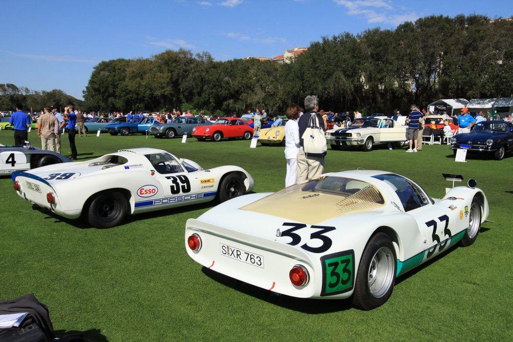 1966 Porsche 906 Carrera Race Car Classic Vehicle Racing Germany Le-Mans LMP1 1536x1024 (4) wallpaper
