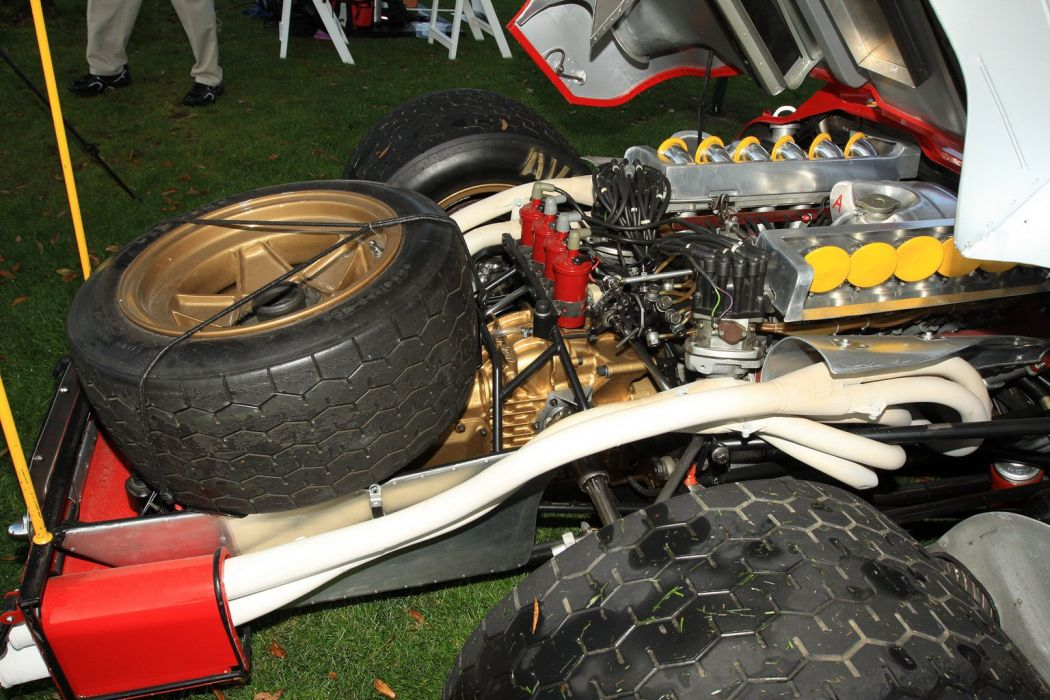 1967 Ferrari 330 P3-4 Car Vehicle Sport Supercar Sportcar Supersport Classic Retro italy Red Engine 1536x1024 (5) wallpaper